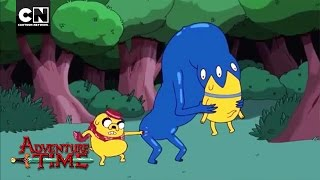 Bit by a Monster | Adventure Time I Cartoon Network