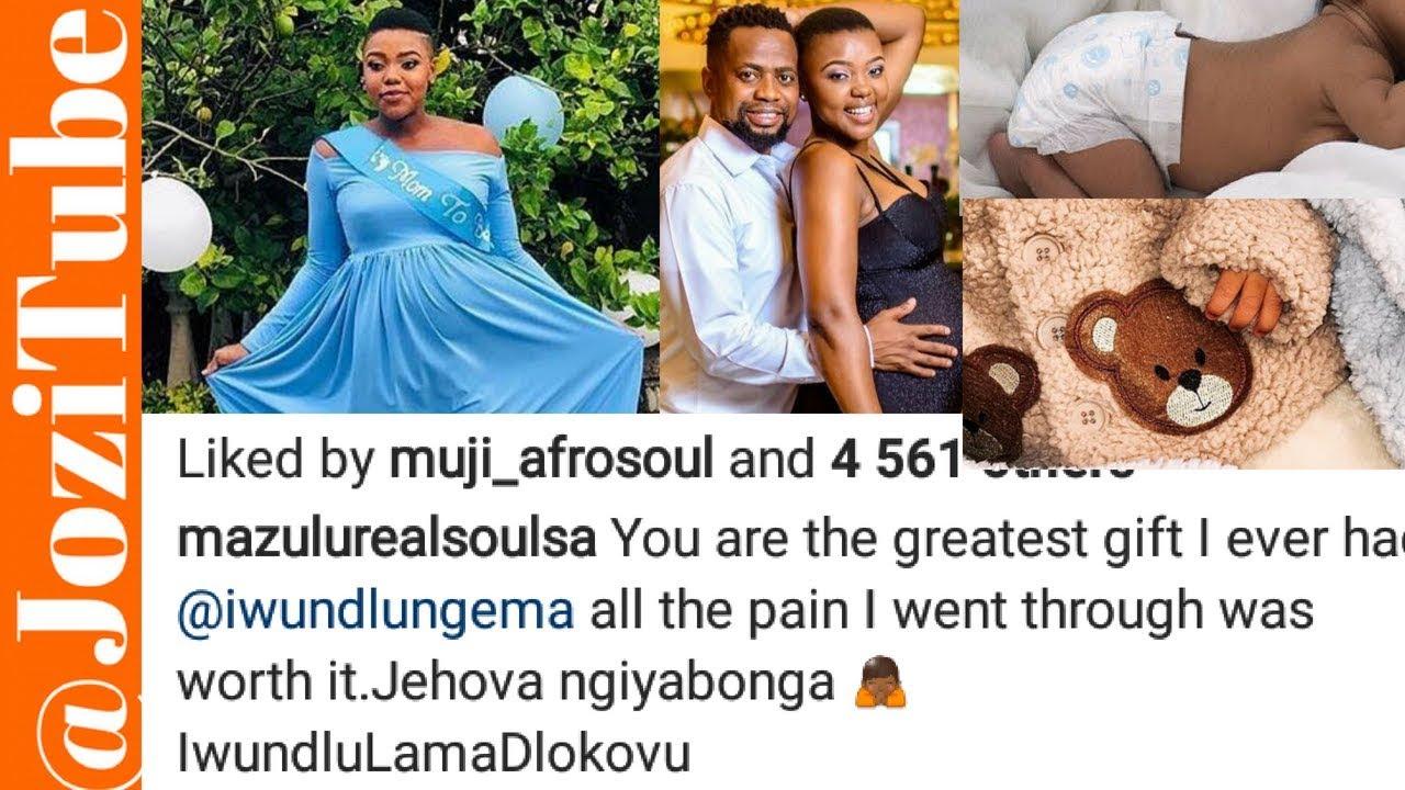 CONGRATS:uZalo Nombuso/Thandeka Zulu & Muji Ngema on the birth of IWUNDLU #1