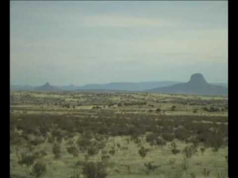 Chaco Canyon New Mexico Part 1