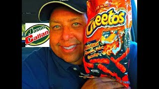 XXTRA Flaming Hot Crunchy Cheetos® Review with Jason Callan!