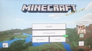 Jogando Minecraft Ao Vivo