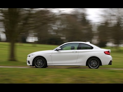 BMW M235i Review for The London Economic TLE