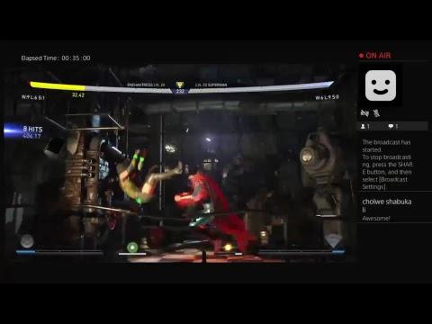 Killjoy(scarecrow,black adam,aquaman,ww,superman) vs Mr 5000(flash,redhood,hellboy,etc)