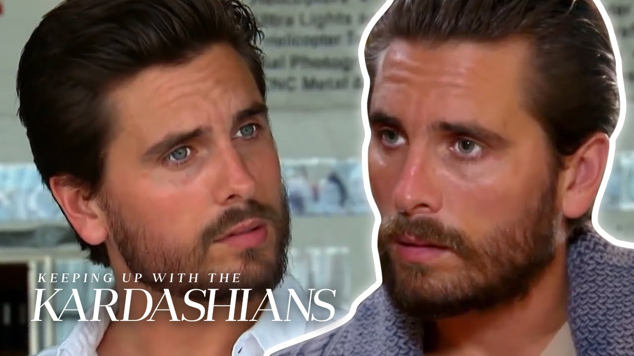 Scott Disick's Most Over the Top Moments | KUWTK | E!