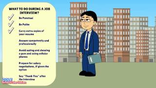 Employment Guide: Preparing for a Job?