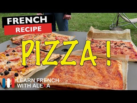 Pizza Recipe In French