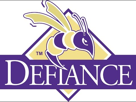 2015 Defiance College Volleyball vs. Ohio Northern