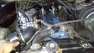 Глючит ДМРВ ЗМЗ 406.2 ГАЗ 3110