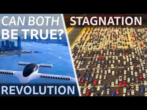 The Transport Innovation Paradox