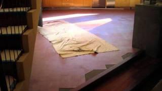 Forbo Tile Installation