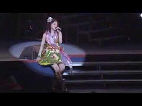 Matsuura Aya - Ki Ga Tsukeba Anata (Live)