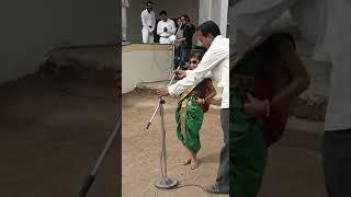 Shreya Ramesh Patil Susar 26 January Fancy Dress Ganpati School Bhokardan 2017