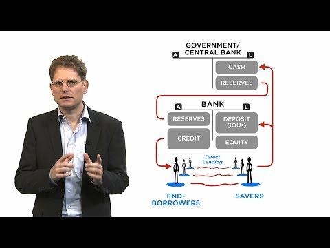 Tiền và ngân hàng, phần 1: Ngành tài chính hoạt động như thế nào?
