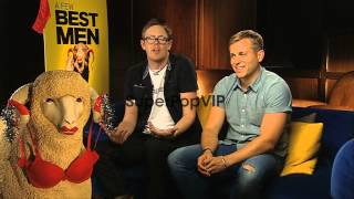 INTERVIEW: Kris Marshall, Kevin Bishop on how they would ...