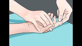 손이 알려 주는 9가지 건강 문제