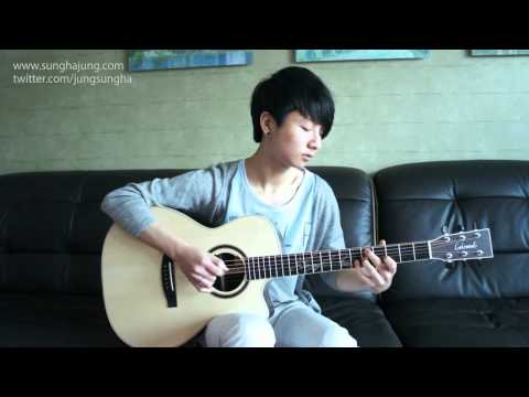 (Maroon5) Sunday_Morning - Sungha Jung