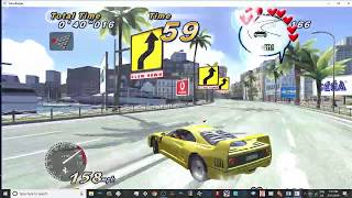 Outrun 2 Sp Sdx By Sega Am2 2006 4k 60fps Attract Mp3