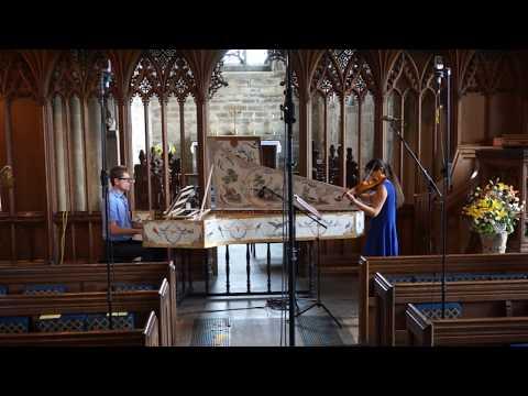 CPE Bach Sonata in B minor, Wq 76 Duo Belder Kimura