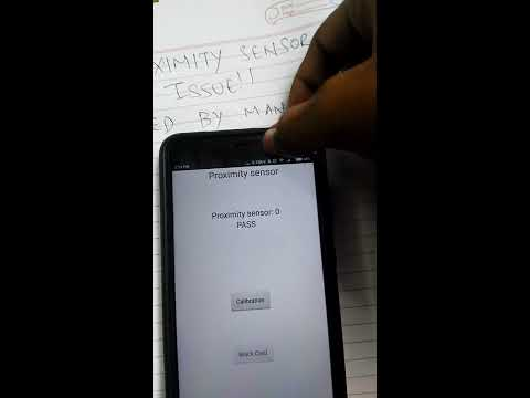 Redmi note 3 Proximity sensor Issue!