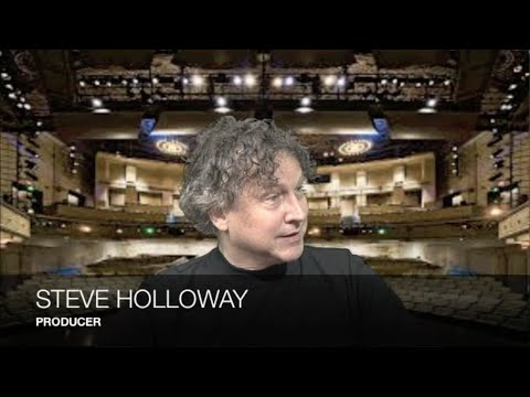 Steve Holloway Interview on Movie Talk