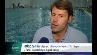 Laszlo Harasztosi - Improving sportspeople's achievement