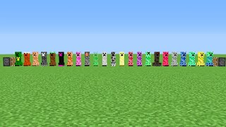 all creepers x100 = ???
