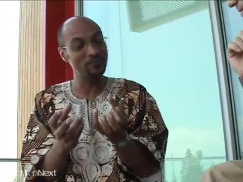 Rashid Omar at the Parliament of the World