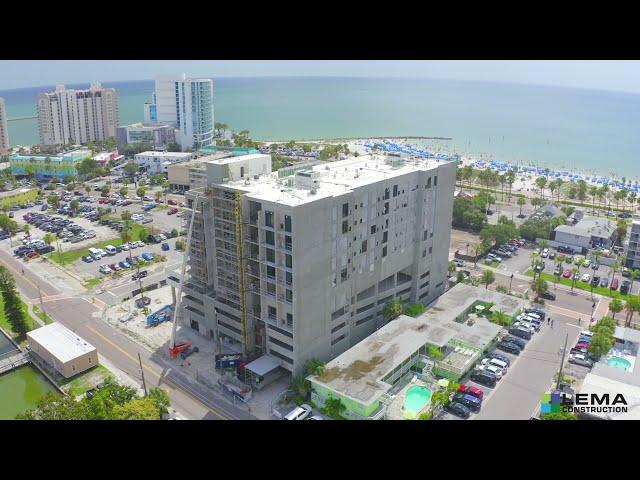 AC Marriott Hotel   Clearwater Beach, FL   July 2021