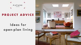 Ideas For Open-plan Living