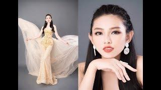 Mãn nhãn bộ ảnh nhan sắc nữ thần của Nguyễn Thúc Thuỳ Tiên tại Miss International 2018