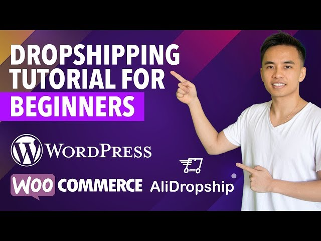 How to Make a WordPress Dropshipping Website with WooCommerce & AliDropship - NEW!