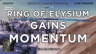 RAPID IMPROVEMENT - RING OF ELYSIUM GROWS STRONGER - ROE Gameplay