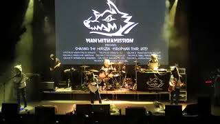 Man With A Mission - Winding Road | Moscow 14.03.2019