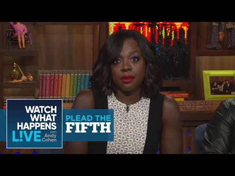 Thumbnail: Viola Davis On Losing Oscars To Meryl Streep And Penelope Cruz | Plead the Fifth | WWHL