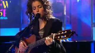 Katie Melua - Nine million Bicycles 2005 live
