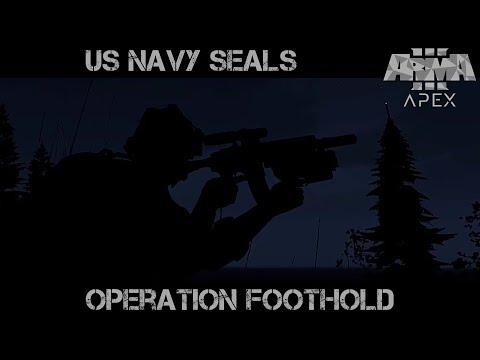 ArmA 3 US Navy SEALs - Operation Foothold - Liru as Zeus