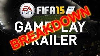 FIFA 15   Gameplay Trailer BREAKDOWN