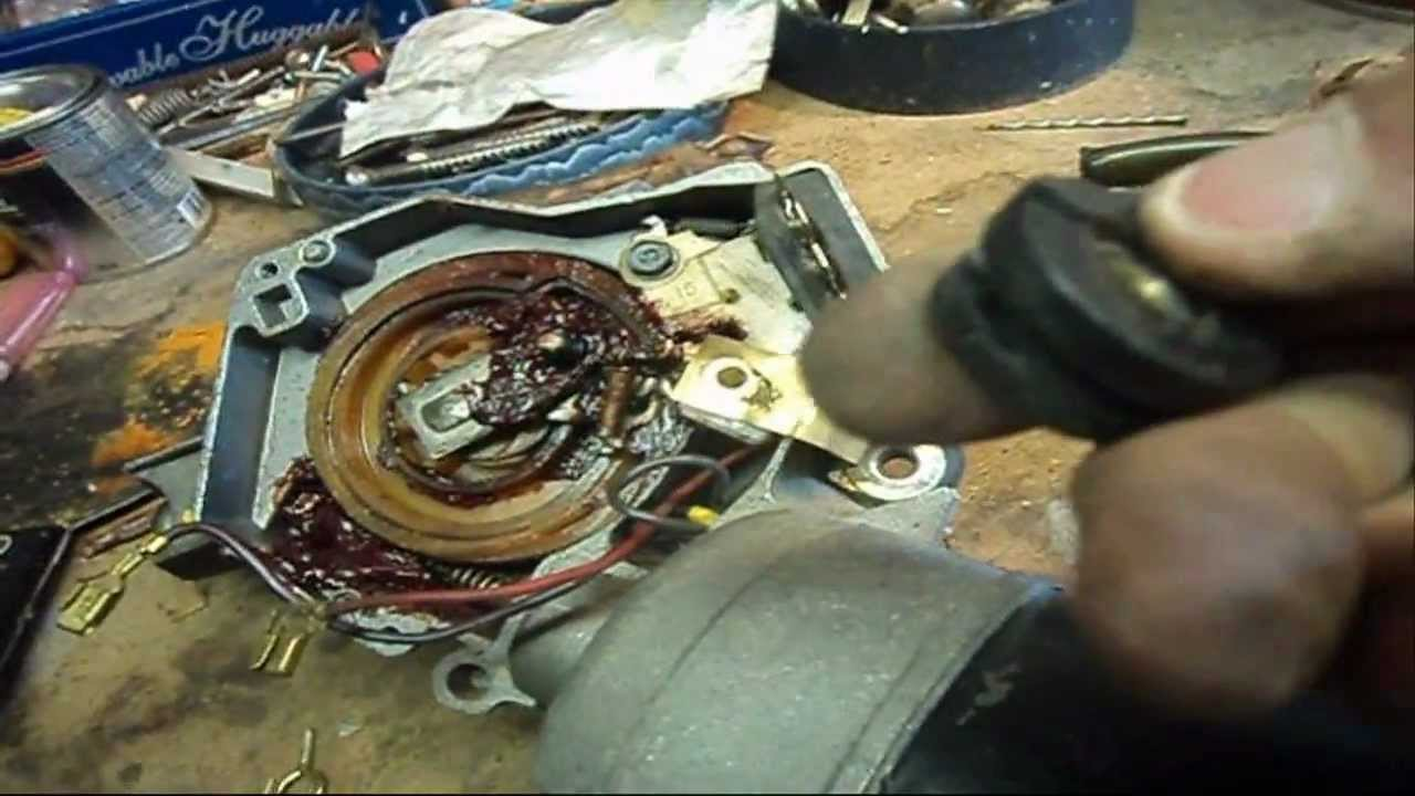 1980 s Caprice Wiper Motor Removal Wiper Relay YouTube