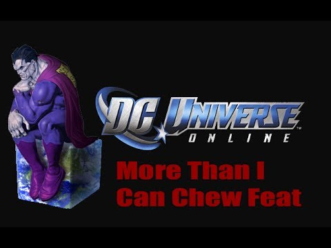 DCUO - More than you can chew Feat: Deathstroke