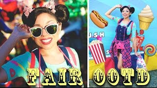 CUTE Fair Outfit of the Day! | Charisma Star