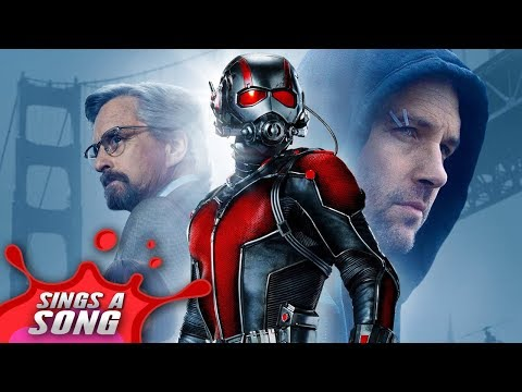 Ant-Man Sings A Song (Marvel Comics Song)