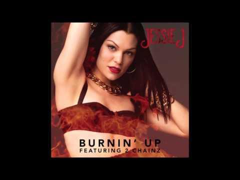 Jessie J Ft  2 Chainz - Burnin' Up (Instrumental)