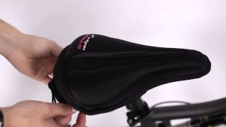COUVRE SELLE VELO BTWIN