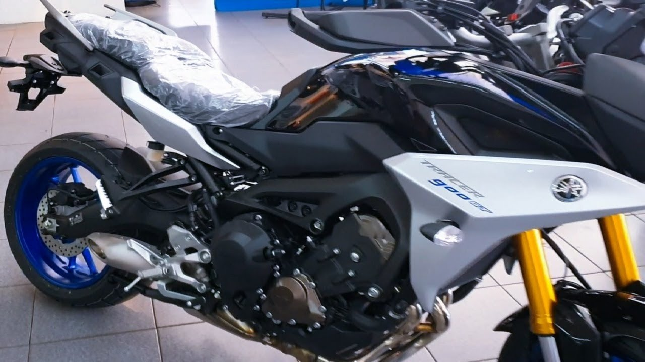 Yamaha mt 09 tracer 2020