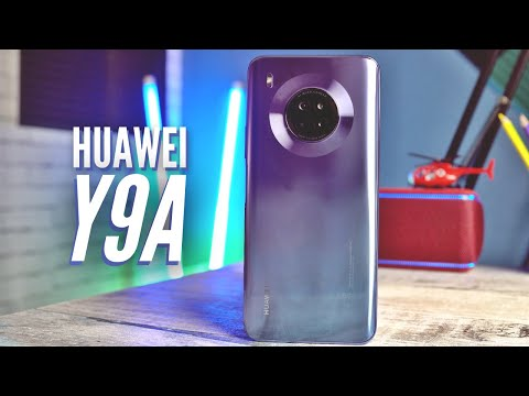 Huawei Y9A Review