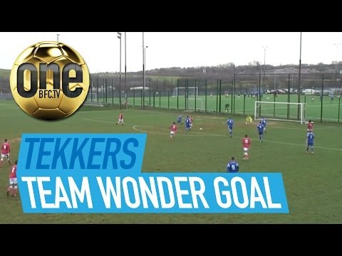 This is how you score a team goal | Barnsley FC U18s score a fantastic goal