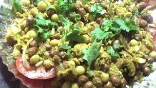 Indian street Foods   Street Foods Of R K Beach, Visakhapatnam, AP - Muri Mixture, Tomato Slice Etc.