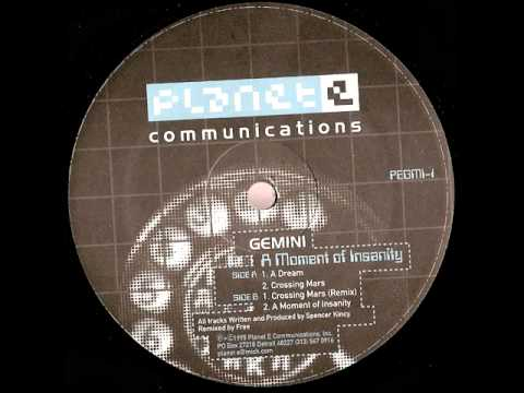 Gemini - A Moment of Insanity