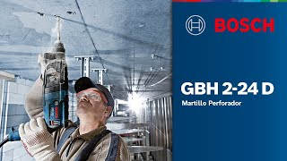 Martillo Perforador Demoledor GBH 2-24 D