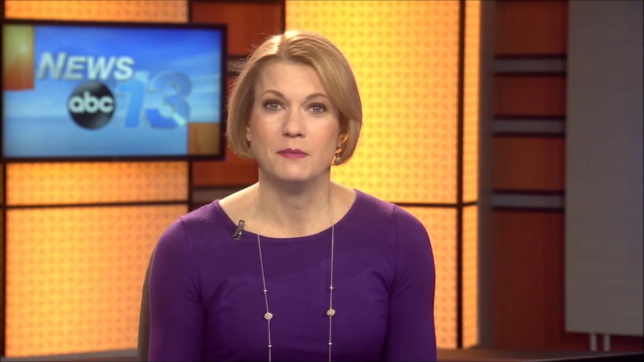 Holly Headrick Ingrid Allstaedt ABC WLOS News 13 This Morning 3/16/18